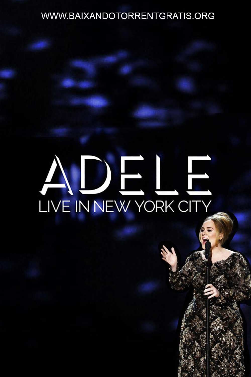 Adele Live in New York City Torrent – WEB-DL 720p (2015)