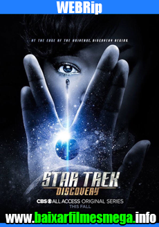 Download Star Trek Discovery 1ª Temporada (2017) – Dublado MP4 720p / 480p WEBRip MEGA