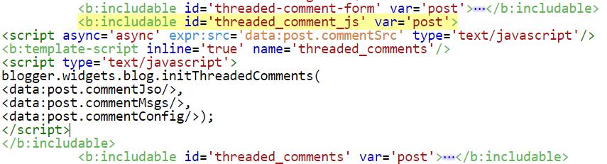 Cách đưa khung Comments lên trên các bình luận mới