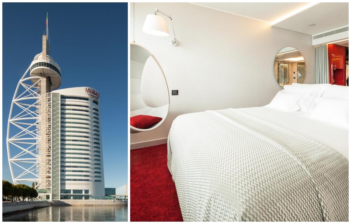 MYRIAD by SANA Hotels Lisboa- Dicas de hotéis: Onde se hospedar em Lisboa por bairros