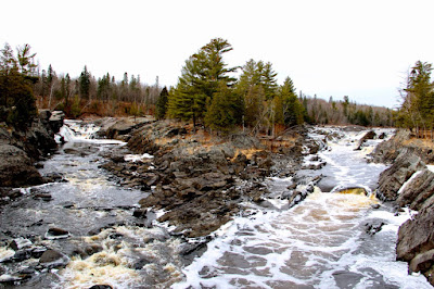 is the St. Louis River in Northern Minnesota less worthy of protection?