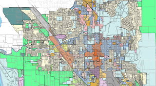 provo zoning map
