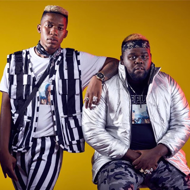 Rude Boyz & Target noNdile - Aibo