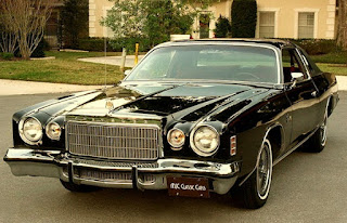 1975 Chrysler Cordoba Front Left