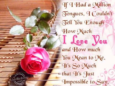 wife birthday wishes romantic