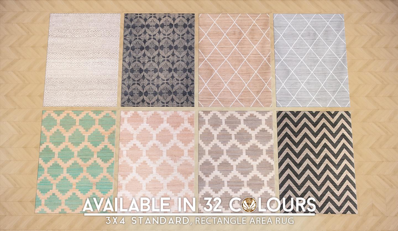 Patterned Carpet Designs