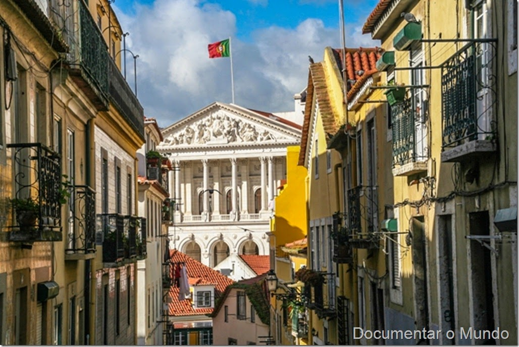 Assembleia da República; Antigo Convento de S. Bento da Saúde, Palácio de São Bento, Lisboa