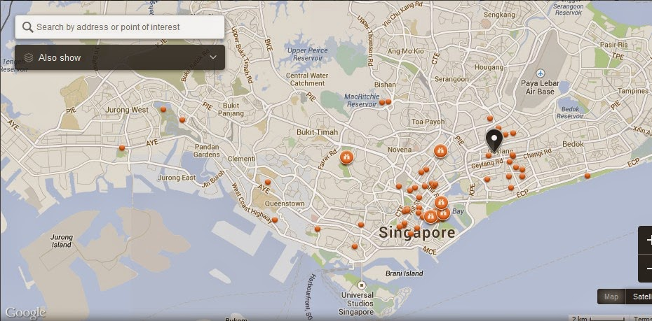 Sri Shivan Temple Singapore Map,Tourist Attractions in Singapore,Map of Sri Shivan Temple Singapore,Sri Shivan Temple Singapore accommodation destinations hotels map reviews photos pictures