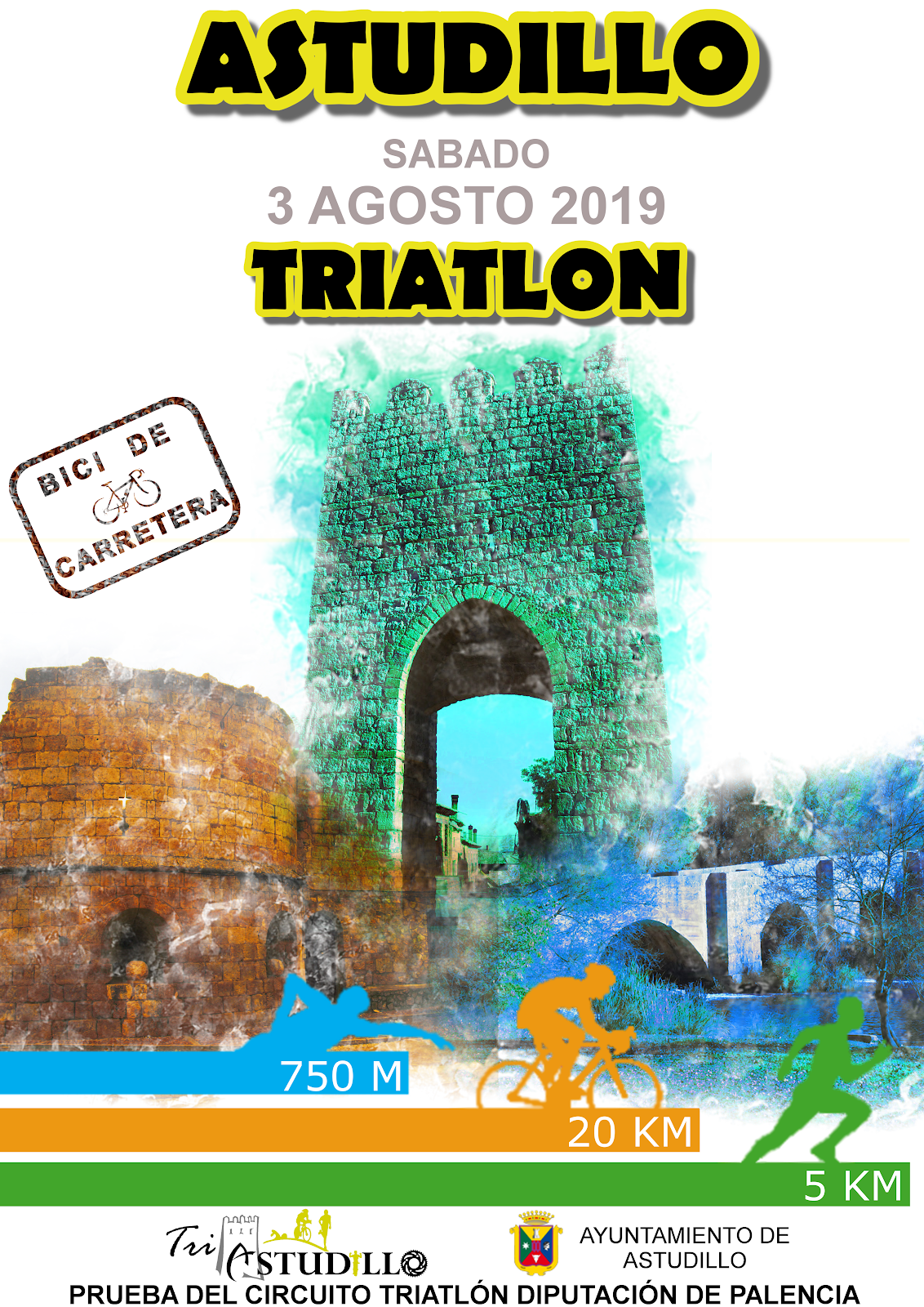 TRIATLON DE ASTUDILLO