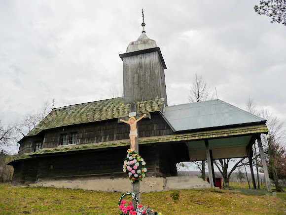 Ольховица. Церковь святого Великомученика Дмитрия