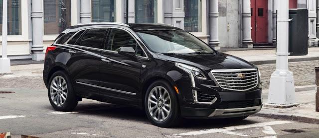 Cadillac Announces the 2017 Cadillac XT5