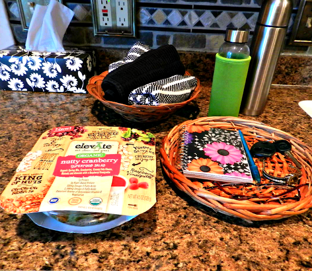 organizing, planning, moms on the go, working moms, easy lunches