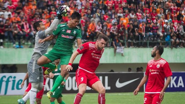Hasil Persija vs PSMS di Semifinal Leg 2, Skor Akhir 1-0, Persija ke Final Piala Presiden