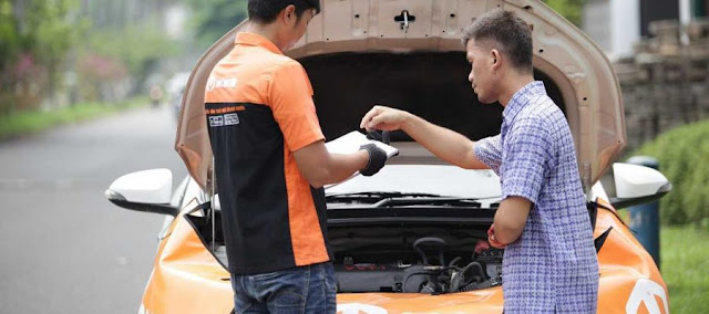 Jasa Tune Up Mobil Online Profesional di Montir.id