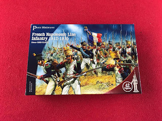 Perry Miniatures 28mm French Line Infantry for sale on EBay!