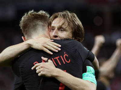 Modric should win any individual prize Messi can't – Rakitic
