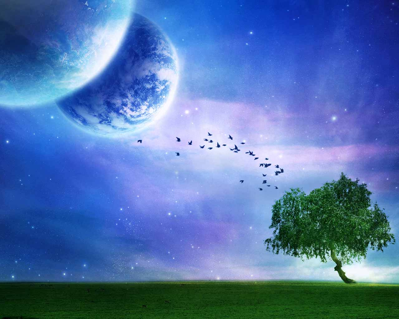 Free high definition wallpapers free space galaxy desktop - High definition colorful wallpapers ...