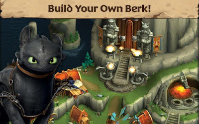 Dragons: Rise of Berk apk free shoping