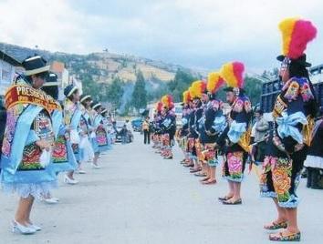 Foto de la danza Chonguinada