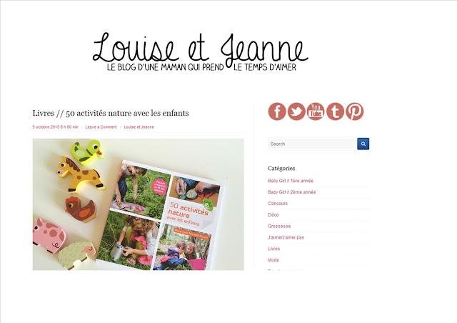 http://louiseetjeanne.com/tag/50-activites-nature-avec-les-enfants/
