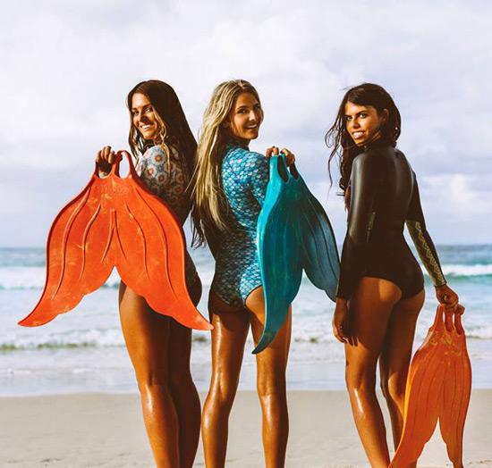 Mermaid Fins, cool gift for girls, great pool toy, gift gor teenage girls