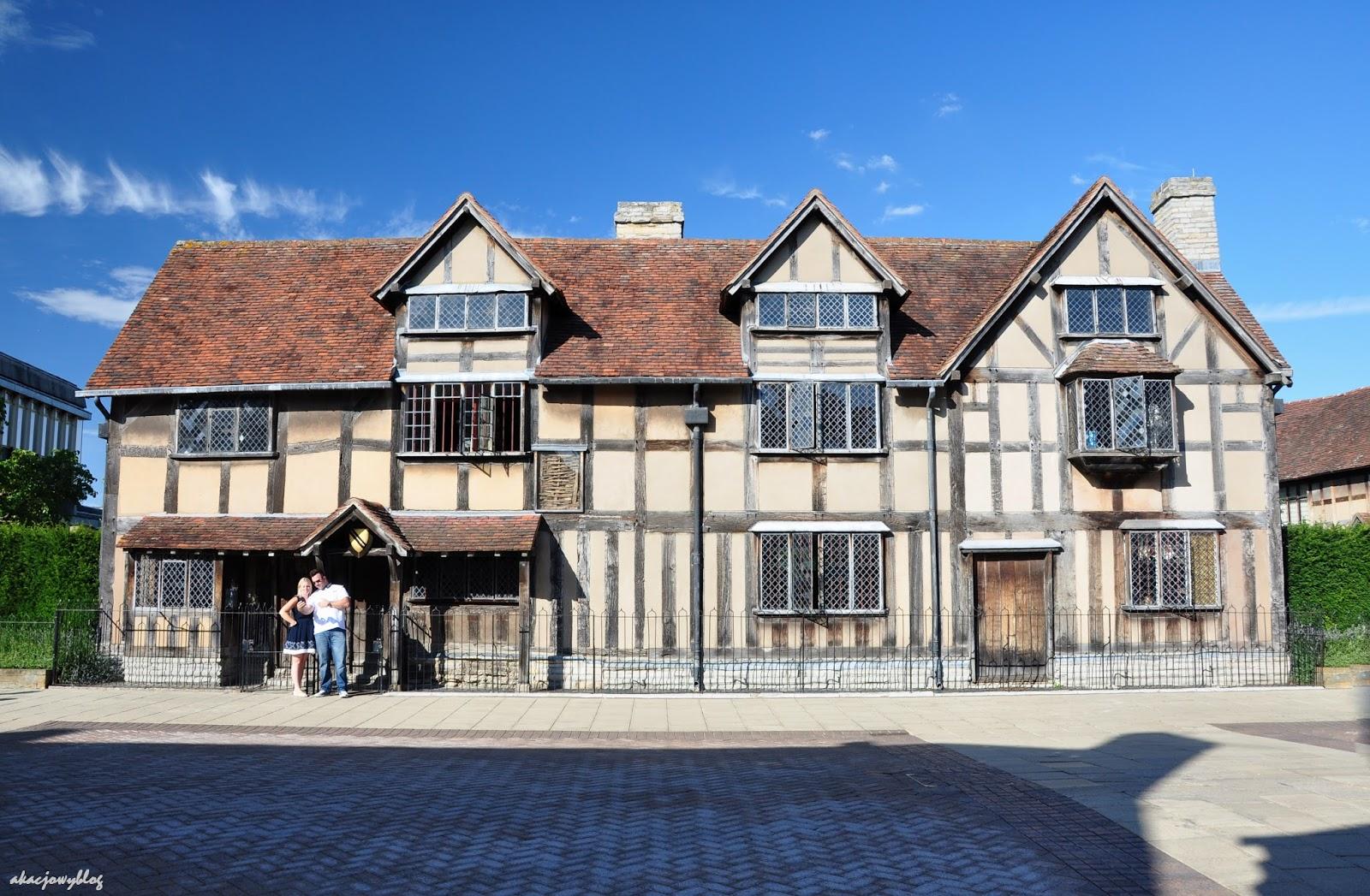 """""""Być albo nie być"""" w Stratford upon Avon?"""