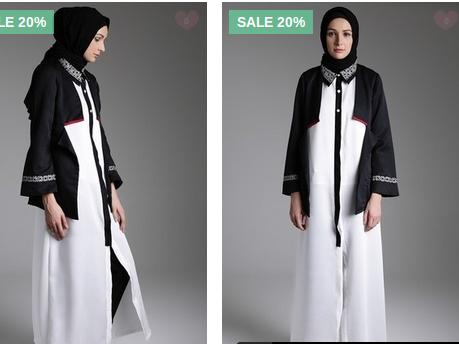 Tiga Cara Cepat Berpenampilan Trendi dengan Busana Muslimah