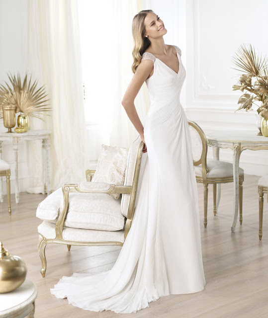 Used Pronovias Wedding Dresses