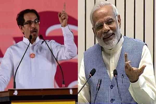 महाराष्ट्र ग्राम पंचायत चुनावों में BJP से करारी हार के बाद बोली शिवसेना 'विजय पागल हो गया है'