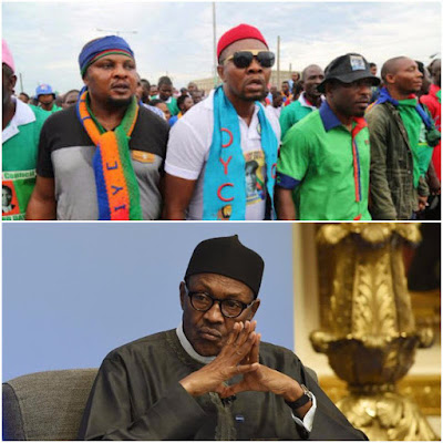 Nigeria's unity negotiable – IYC replies Buhari
