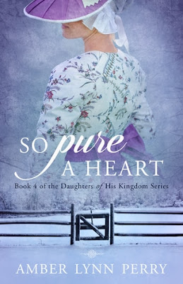 Heidi Reads... So Pure a Heart by Amber Lynn Perry
