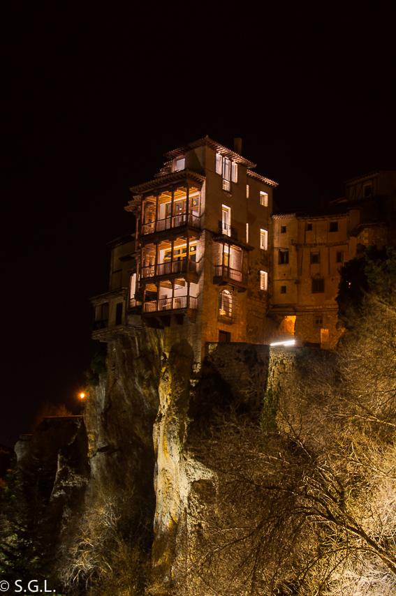 Casas colgantes de Cuenca. 10 lugares para visitar en Cuenca