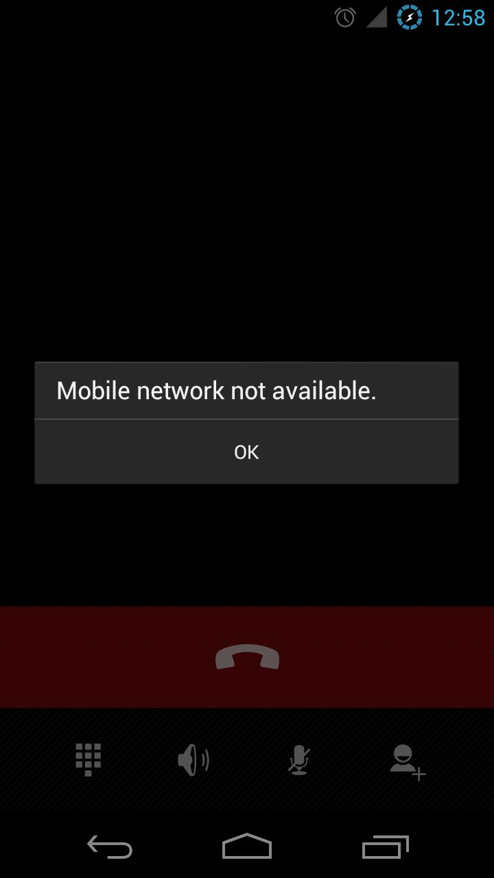 """Cara Memperbaiki Kerusakan """"Mobile Network Not Available"""" di Android"""