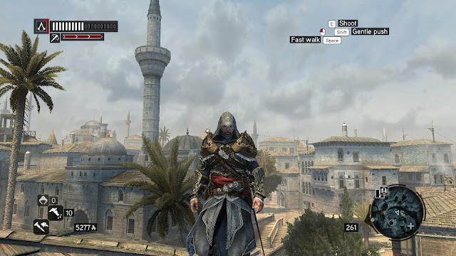 Assassins Creed Revelations Gold Editon - Captura 1