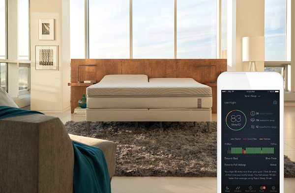 CES 2018: Sleep Number 360 smart bed introduced with Automatic snore detection and adjustment