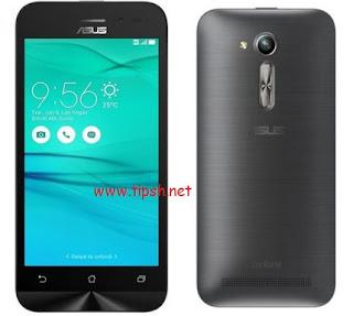 Hard Reset Asus Zenfone Go X014D Dengan Mudah