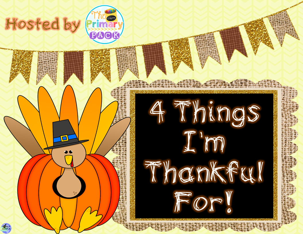 A Is For Apples 4 Things I M Thankful For Linky From The