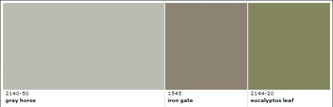 A Lot Will Depend On The Other Colors You Have Or Plan To Use In Your Home Here Are Some Suggestions Of That Go Well With Gray Horse