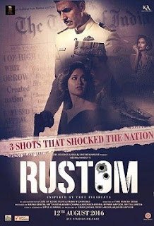 (updated) Rustom Free Full Movie Download in HD DvdScr 1 GB, 500 MB, 300 MB