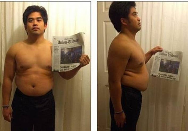 لن تصدّق كيف تحول جسم هذا الشاب في 12 أسبوعاً فقط! تغيرت حياته تماماً.. شاهد ماذا فعل ليحصل على هذه النتيجة!