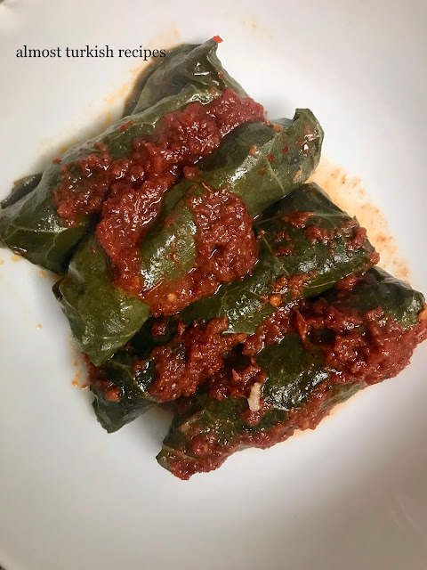 Almost Turkish Recipes
