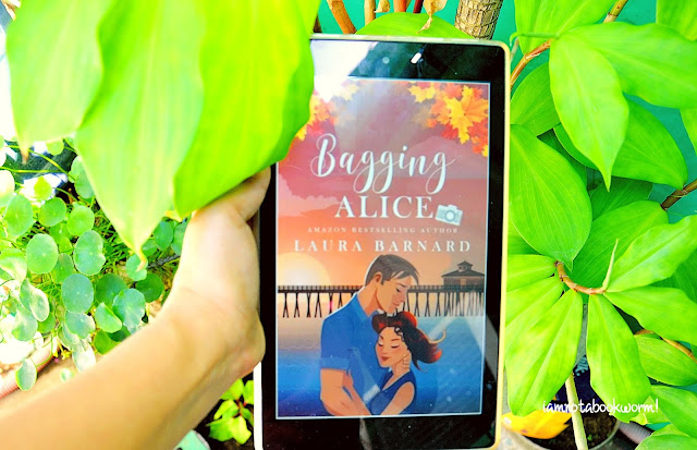 Bagging Alice (Babes of Brighton #3) by Laura Barnard | ARC | A Book Review by iamnotabookworm!
