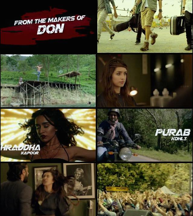 Rock On 2 Full Movie Download (2016) Desi Scr Rip x264 - 1 GB