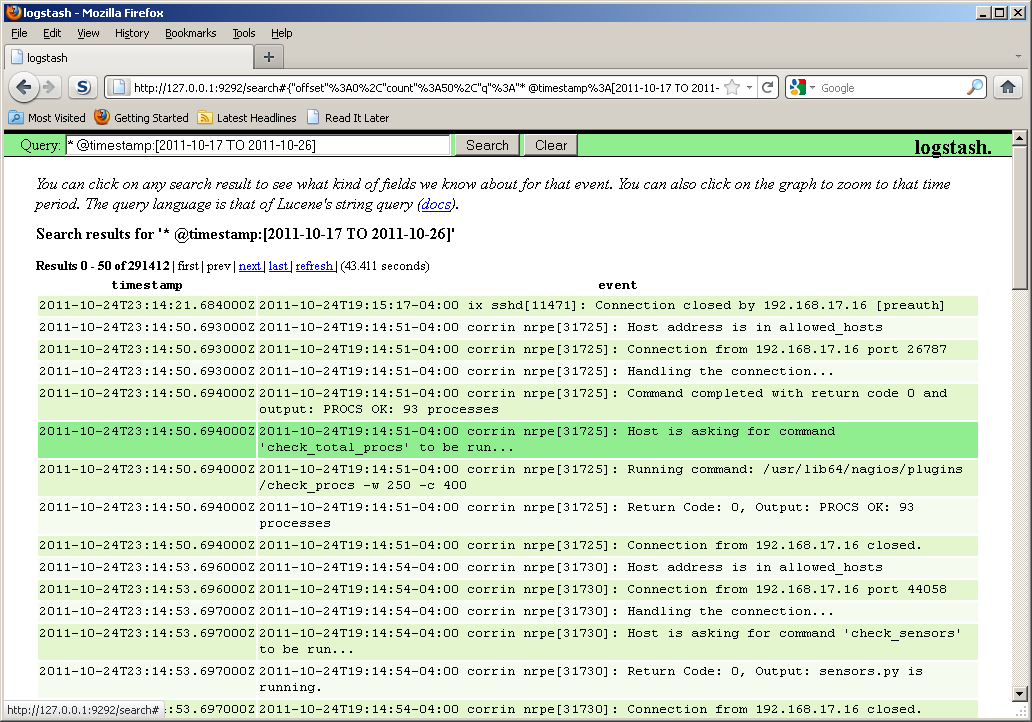 my notes: 3WoO: You got your OSSEC in my Logstash part 2