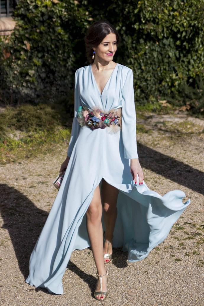 Vestidos de boda invitadas valencia