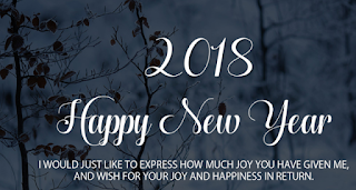 Happy New Year Status 2018, Short New Year Quotes, New Year Wishes