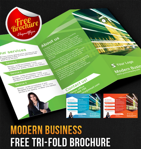 100 free premium brochure templates photoshop psd indesign ai