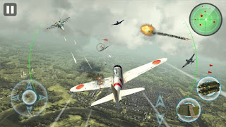 Air Thunder War Apk