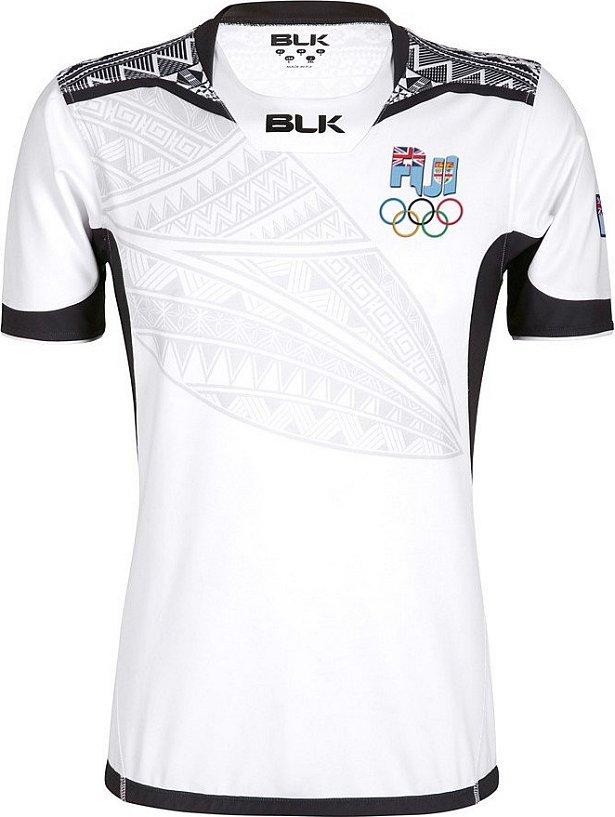 ccca84bc8e BLK lança uniformes de rugby de Fiji para Rio 2016 - Show de Camisas
