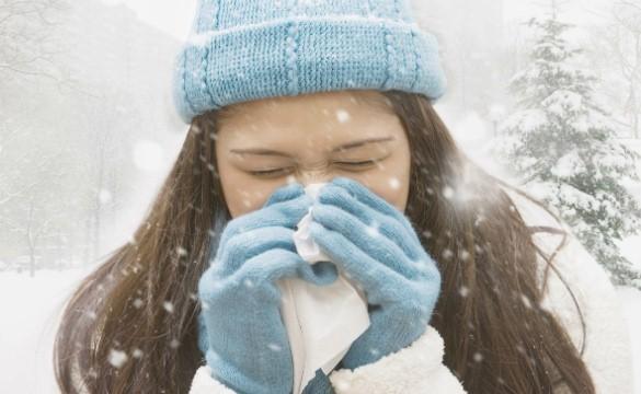 Como curar el resfriado común